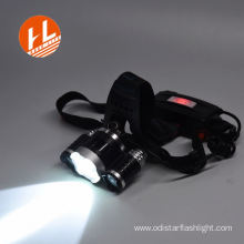 China for Arm Lamp 3w emergency led 18650 rechargeable headlamp export to East Timor Factory