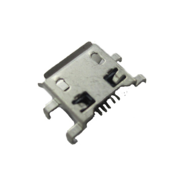 MICRO USB FEMALE 5PIN CONNECTOR OFFSET TYPE DIP