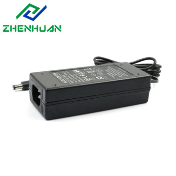 12V 6A 72W Black ac dc switching adapter