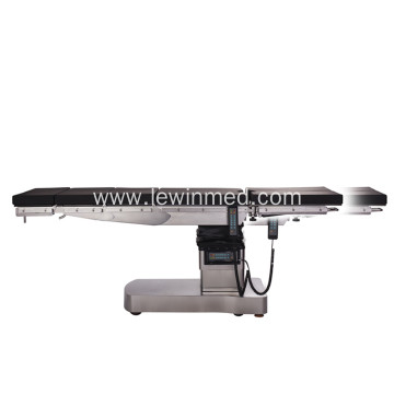 Electric hydraulic operating table suitable hospital room