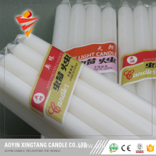 aoyin white taper candle for home lighting