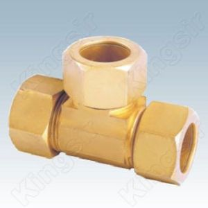 Reasonable price for Stainless Steel Water Pipe Fitting, Brass Elbow Pipe Fitting Manufacturer Compression sleeve tee supply to Brunei Darussalam Exporter