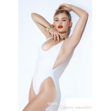 New Sexy Bandage High Cut Clarinet Tight Swimsuit