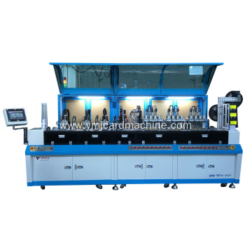 Bottom price for Chips Embedding Machine 6 Chips Milling and Embedding Multiple Functions Machine supply to Turkmenistan Wholesale