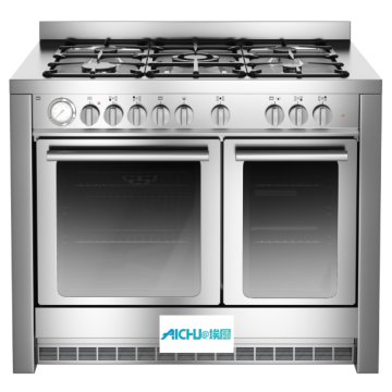 100cm Twin Cavity Dual Fuel Range Cooker