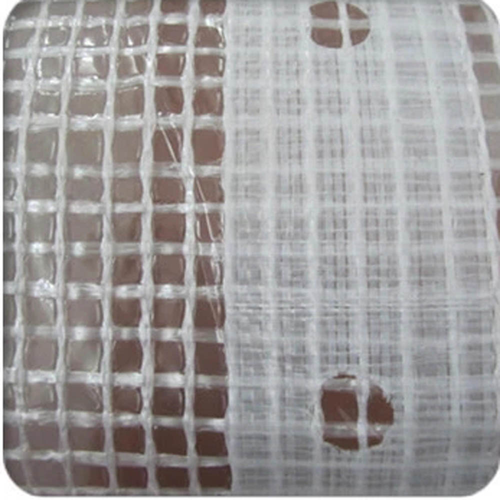 White Eyelet Band Scaffold Sheeting Tarpaulin
