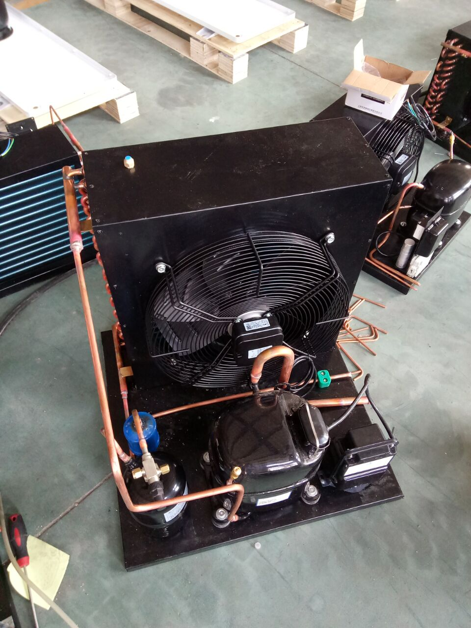 1-1/2HP Refrigeration Condensing Units