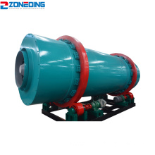 River Sand Three Drum Rotary Dryer