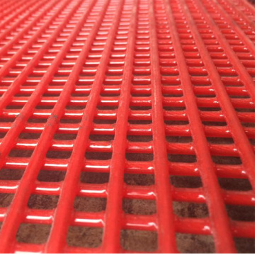 High quality polyurethane mining screen
