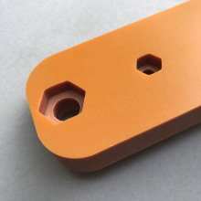 A Grade Phenolic Laminated Resin Bakelite Plate with Special Holes