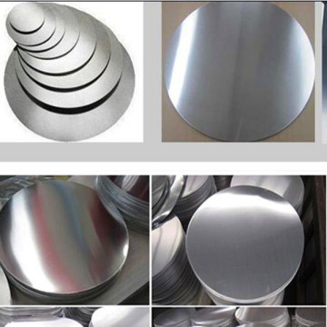Hot Rolled Alloy Aluminum Circles For Pan