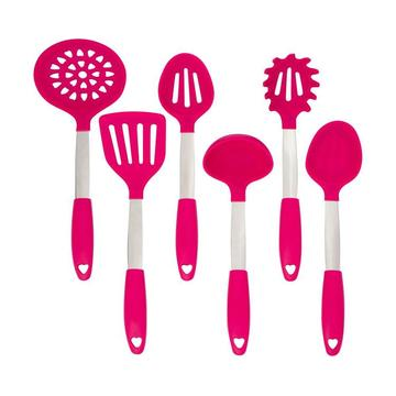 Colorful Kitchenware Food Silicone Utensils Set