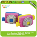 Pink Camera stationery  Eraser,custome cute eraser