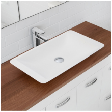 solid surface matte stone sink for countertop basins