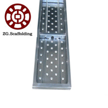 New Product for Walkway Board Anti-slip Scaffolding Steel Plank export to Saudi Arabia Factory