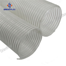 OEM for Pvc Steel Wire Flex Duct Light material handling pvc steel wire ducting tube supply to Spain Factory