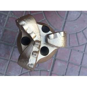 76mm 3blades gold quality PDC bit