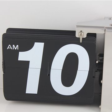 Stainless Big Wall Flip Clock