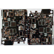 Modern automotive car pcb