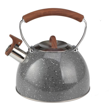 Painting Color Whistling Kettle