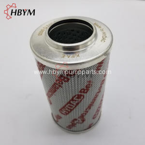 Sany Concrete Pump Spare Parts Hydraulic Filter Element