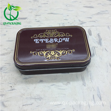 Good Quality for Tin Box For Candy New Design custom eyeshadow palette for cosmetic packaging export to South Korea Exporter
