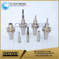 High accuracy shrink fit CNC collet chuck