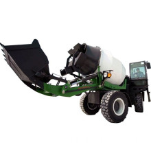 Short transport concrete mixer truck hire