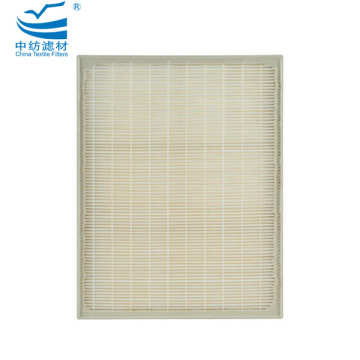 Professional Manufacturer for for Replacement Hepa Filter Replacement Air Purifier HEPA Filter GFP MB3054K export to Indonesia Manufacturer