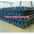 ASTM A53 Gr.B seamless bevel end pipes