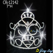Hot Sale Pageant Crown Heart Shape