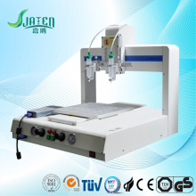 Dispenser glue sprayer coating machine