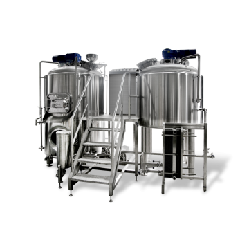 1000L Stainless Steel Beer Brewing Machine