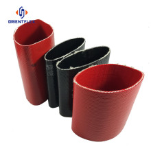 weather resistant heat-resistance dredging tpu layflat hose
