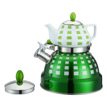 New Design Double Tea Kettle Set