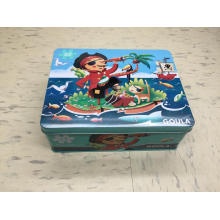 Good Quality for Metal Tin Gift Box Cheap metal tins with lids supply to Poland Exporter
