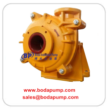 Electric Power Single stage Slurry Pumps