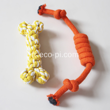 Dog Rope Pet Toys pour Chewer agressif