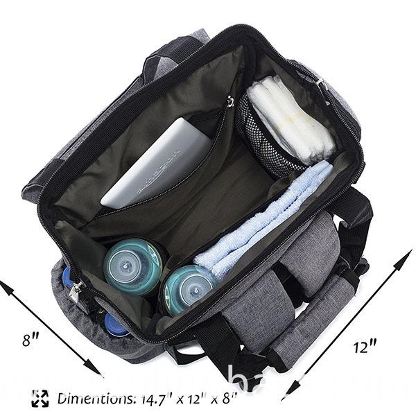 Storage Diaper Bag