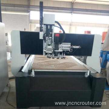 Easy to operate cnc wood router wood machine