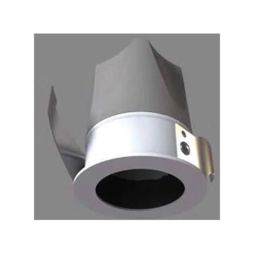 Round Shape Grey 9W LED Downlight