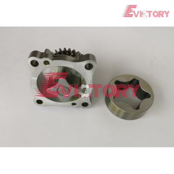 DEUTZ parts BF6M1011 water pump BF6M1011 oil pump
