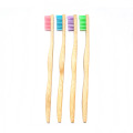 High Quality Environmental Bamboo Toothbrush