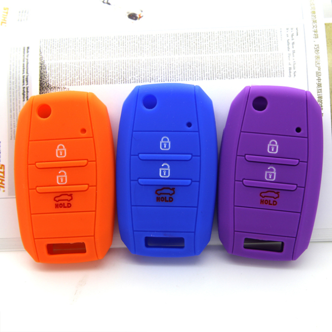 Silicon Key Cover Kia K5