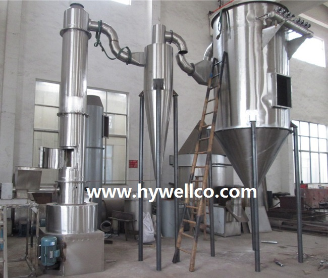Phosphor Powder Dryer Machine