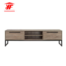 Oak Lowling TV Stand Unit Furniture