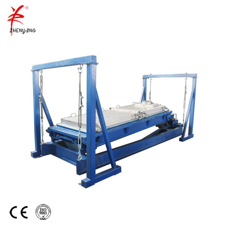 Australia vibrating screen 150 tph for cement