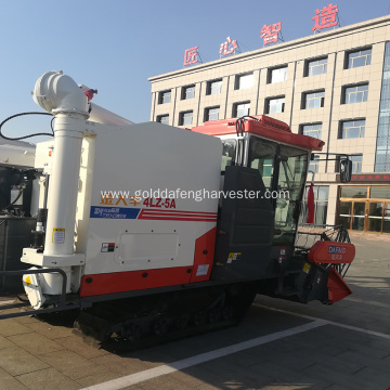 automatic unloading HST replacement 45cc grain harvester
