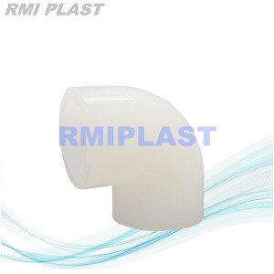 PVDF Elbow 45 Degree Socket Fusion PN16