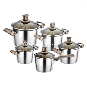 Best Stainless Steel Cookware Set Pots